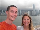 In Kowloon with the view of HK island behind us: by heywoods1976, Views[300]