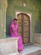 Palace museum, Jaipur and juxtaposing local.: by heywoods1976, Views[220]