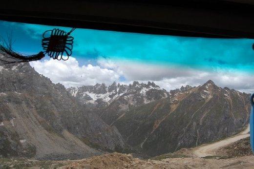 Chola Pass, 5050m