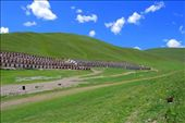 Serxu Gompa, the scene of my 'abduction' by a high lama. : by hintonnn, Views[154]