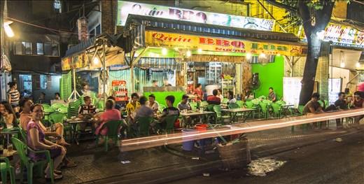 Quan BBQ Lua the true local dinning experience...
