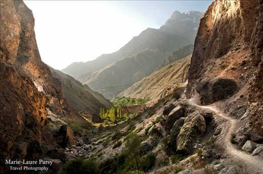 Towards Afghanistan