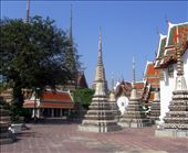 The courtyard of Wat Po: by homeless_harry, Views[506]