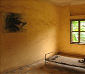 One of the hideous torture cells used for the high ranking officials at Tuol Sleng.: by homeless_harry, Views[687]