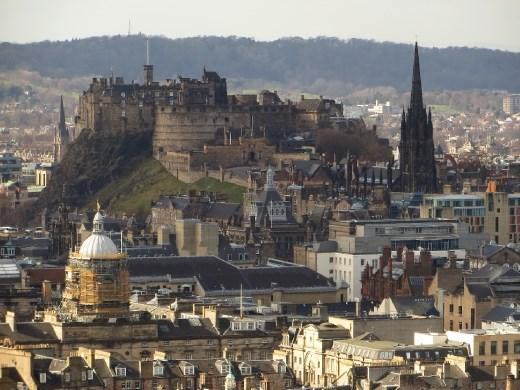 Quintessential Edinburgh.