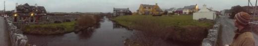 The quaint little town of Doolin.