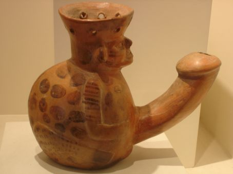 Gotta love the Moche pornographic pottery.