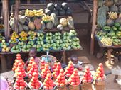 local fruit stalls on side of road.: by hope_brian, Views[407]