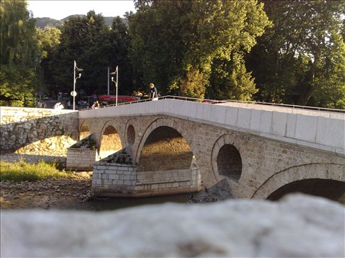 Latin Bridge, Sarajevo-were WWI began
