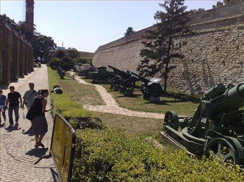 More  Belgrade fortress