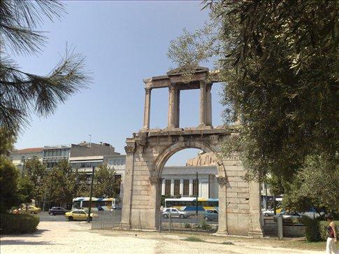 Hayden's Gate in Athens