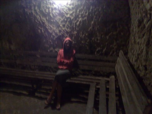 one of over 200 underground cities throughout Turkey