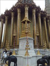 more Emerald Buddha temples: by houdyman, Views[207]