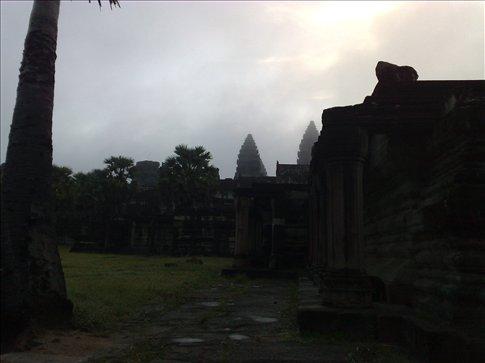 more sunrise at Angkor Wat