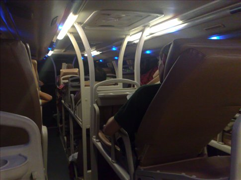 The Sleeper Bus