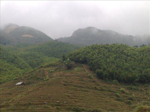 more hillsides
