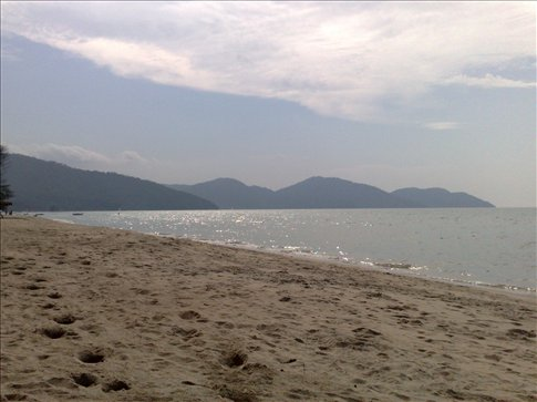 Butti Ferengheii beach