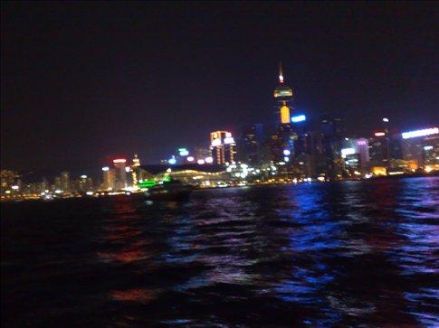 more skyline atnight