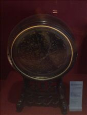 ancient clock from clock exhibition: by houdyman, Views[219]