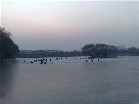 skating at Hoi Hai