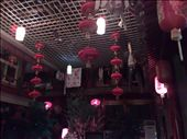 Inside my hostel, the courtyard, old chinese style, cool but cold. : by houdyman, Views[170]