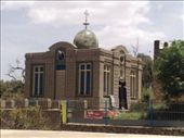 church where the ark of the covenant is supposed to reside-according to ethiopian christians: by houdyman, Views[2857]