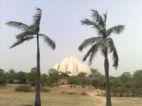The Lotus Templ-Delhi, Bahai Faith