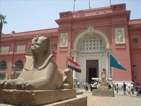 Egypt's National Gallery - from an Indiana Jones dream