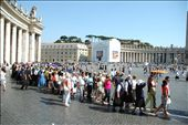The line to get into St. Peter's: by htapawaso, Views[175]