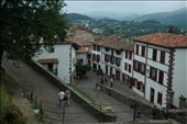 St Jean Pied de Port as seen from the castle there: by htapawaso, Views[204]