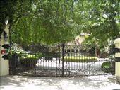 Hier wohnen Brad und Angelina angeblich - ganz nettes Häuschen. Leider haben sie uns nicht zum Lunch reingebeten: by huebschen, Views[180]