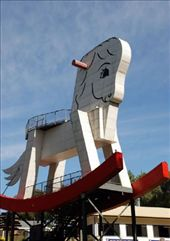The World biggest rockinghorse in all its glory: by hussyhicks, Views[289]