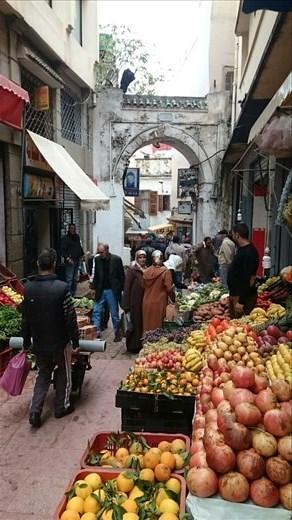 Tangier Street Life