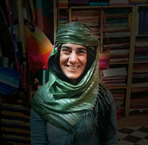 Rocking The Headscarf