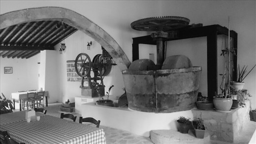 Ancient Olive Mill