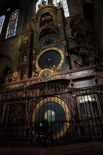 Astronomical Clock - Strasbourg