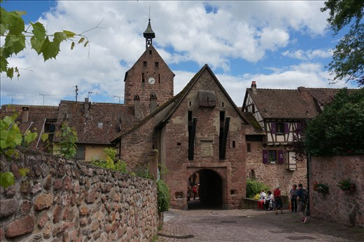 Riquewihr - Western Gate