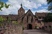 Riquewihr - Western Gate: by iain_and_tamara, Views[171]