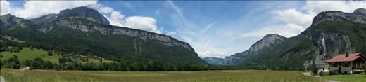 Domancy Panorama
