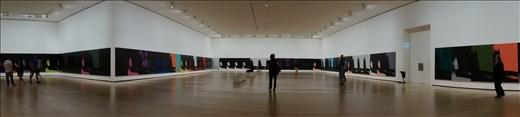 Andy Warhol - Shadows - Guggenheim Bilbao