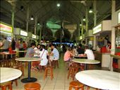 Dinner first night  - Lau Pa Sat: by ianandchristinestravels, Views[271]