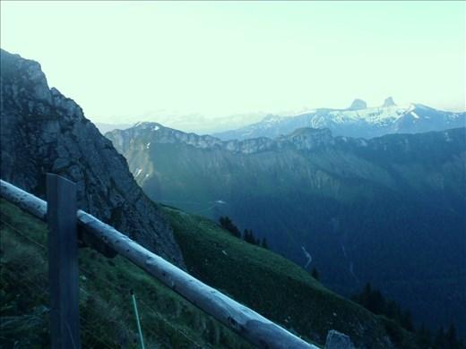 Rochers-de-Naye - Swiss Alps