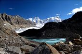 This is high altitude  glacier pool...: by indra2472, Views[77]