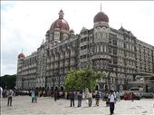 The Taj of Bombay. Terrorist Free! : by interstatek, Views[120]