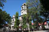 Zelfs het kleine dorpje Dauin beschikt over een oude pitoreske kerk.: by irko_mirjam, Views[102]