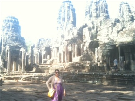 Inside the Angkor