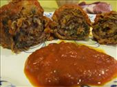 The finished braciole and marinara.: by italianmamachef, Views[386]