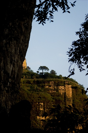 There's a legend in Tepoztlán about this little mountain called