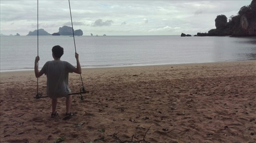 Tonsai beach