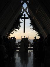 Wedding at La Capilla de Los Alcatraces Overlooking the Caribbean: by ivan_miral, Views[8400]